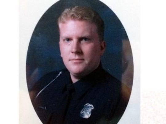 West Bloomfield Police Officer Patrick O'Rourke was killed in the line of duty while responding to a 911 call in September 2012.