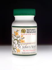 St. John's wort can interact with many medications.
