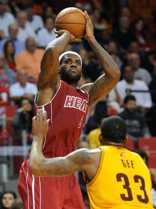 2013-12-14 Lebron James