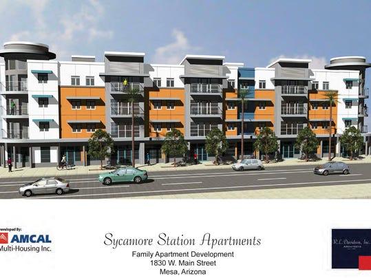 Low Income Apartments Mesa Az