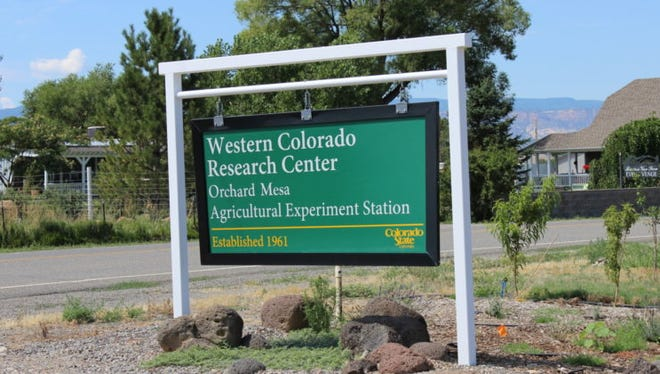 Colorado State University's Western Colorado Research Center near Grand Junction will be transformed into a satellite campus.