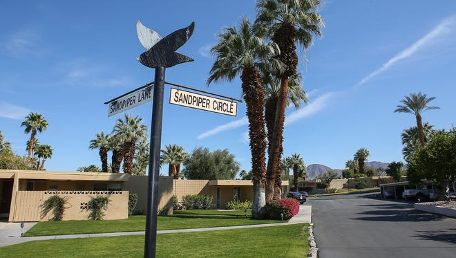 Some units in the Sandpiper condominium community are among the 1,208 registered short-term rentals in the city of Palm Desert. The city council on Feb. 23, 2017, voted to extend a moratorium on new vacation rental permits while a committee reviews the current ordinance.