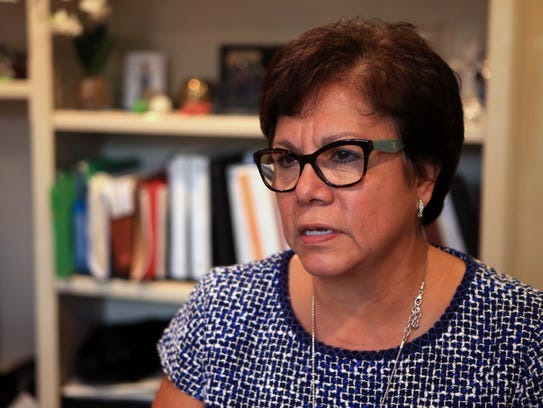 Estela Chapa is the chief clinical transformation officer