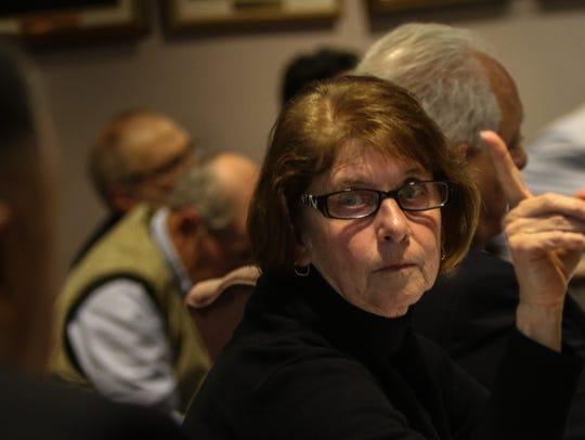 New Castle County Councilwoman Janet Kilpatrick