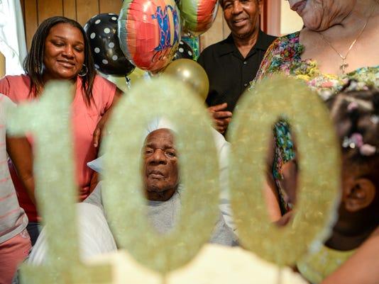 D.B. Walker 100th