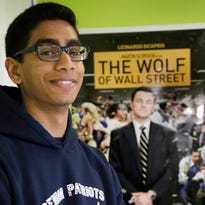 Inspired by movies, Michigan teen is teaching himself to be a tycoon
