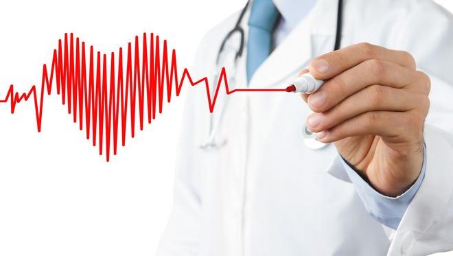 Keep your heart healthy.