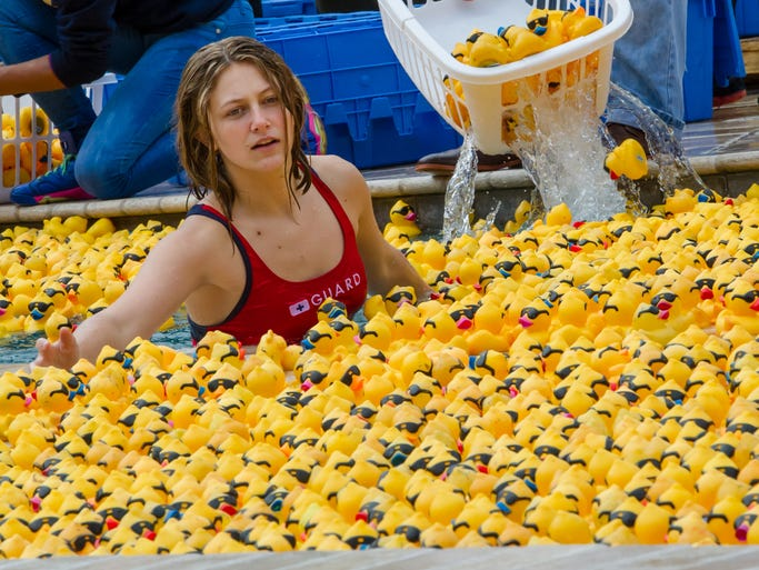 Who Won The Running Of The Ducks