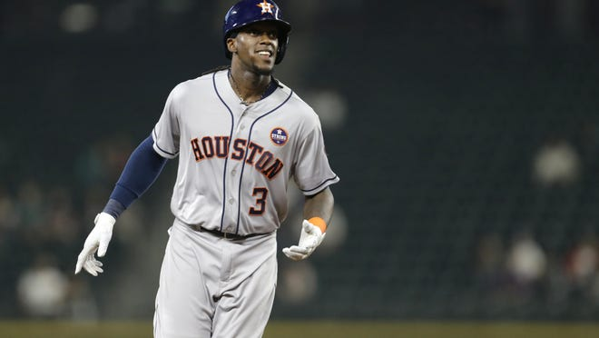 Maybin capped off back-to-back game-winning home runs with a two-run shot Wednesday.
