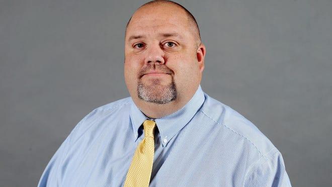 Daily News Journal sports reporter Tom Kreager.