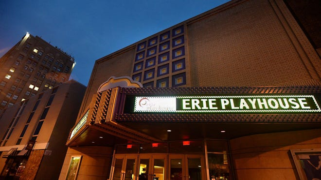 The Erie Playhouse, 13 W. 10th St.