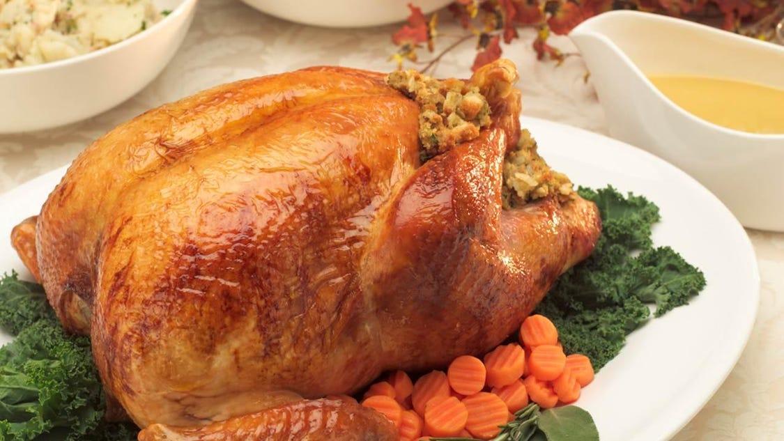 Where To Eat Thanksgiving Dinner In Brevard