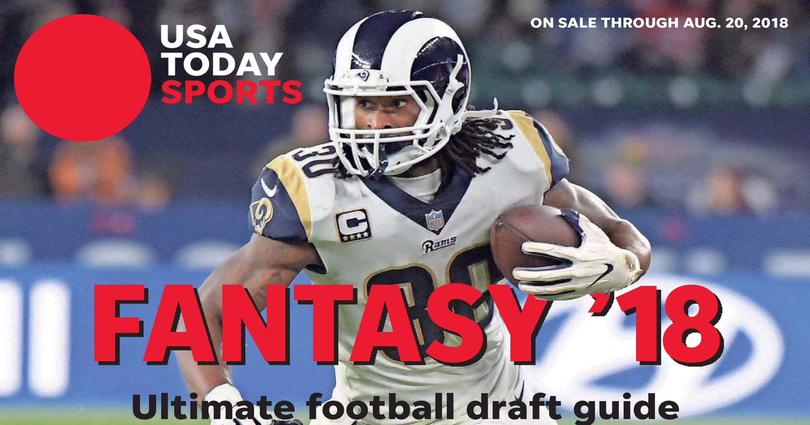 Fantasy football: Top 200 overall rankings for 2018
