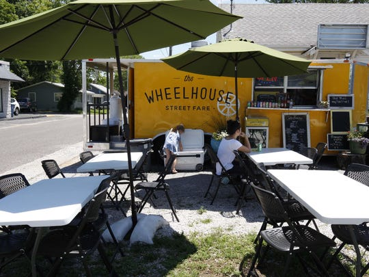 The Wheelhouse is a popular food truck in Springfield.
