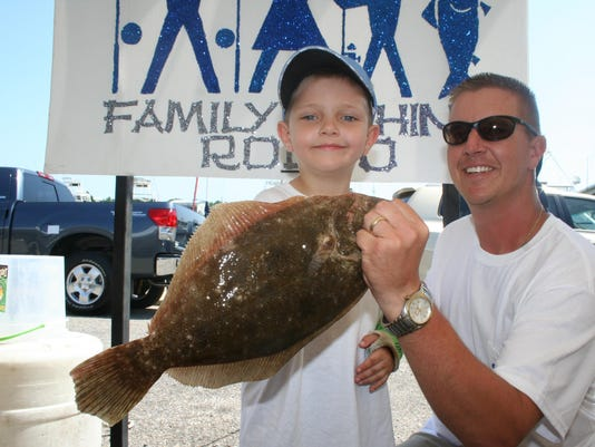 Outcast Family Fishing Rodeo