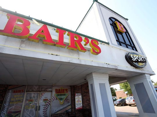 Bair's has four locations. We visited the one on South