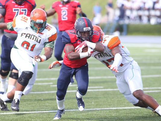 Krondis Larry vs FAMU1
