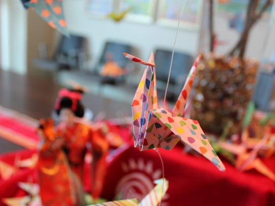 """""""Go Big, Origami Home"""" is Saturday at the Mississippi Children's Museum."""