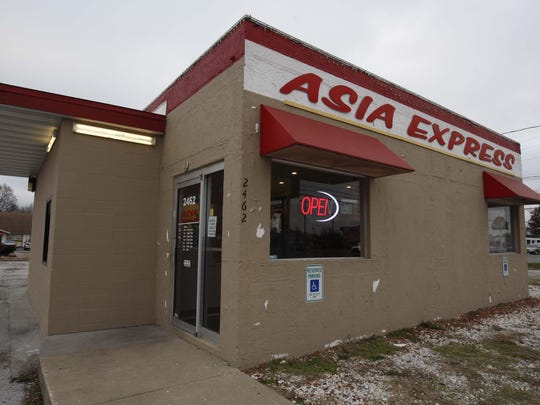 You can get some of the best, inexpensive Vietnamese food around at Asia Express.