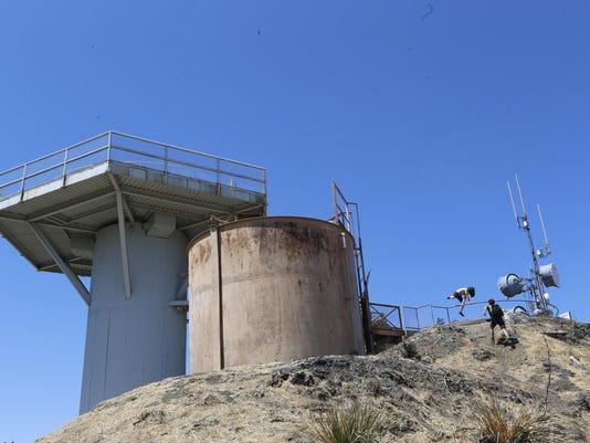 Nike Missile Control Site LA-96