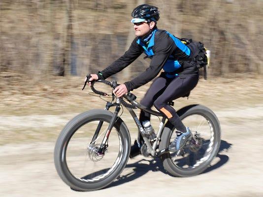 Exchange Bike Repaired