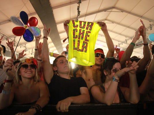 TDS BLOG Coachella first weekend tickets CoachellaCrowd