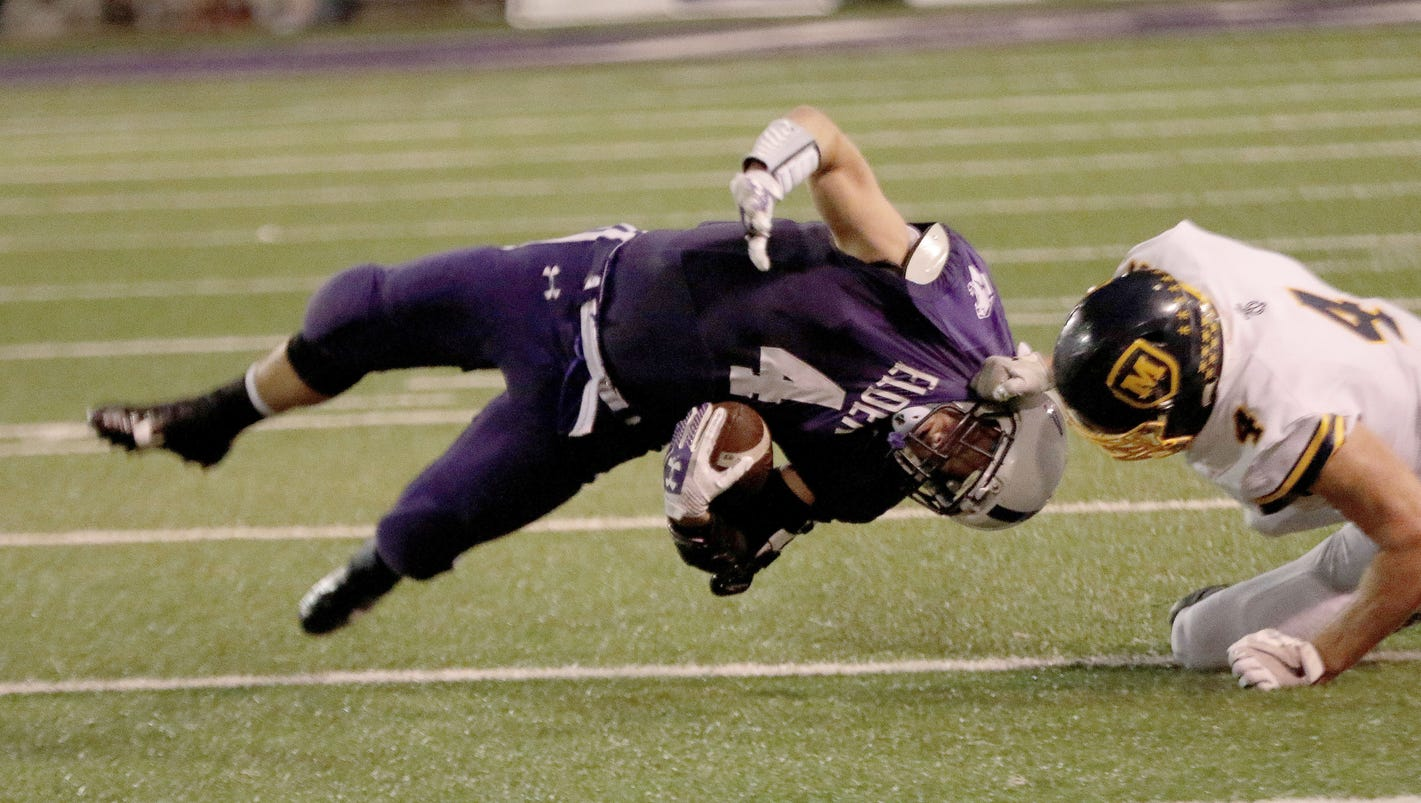 with playoff implications on the line moeller visited elder friday