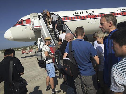 North Korea Travel Ban