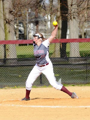Senior southpaw ace Emily Holden has been dominant for the undefeated Raiders. In her four starts she has a record of 4-0, and has allowed just one earned run over 27 innings, while striking out 39 batters.