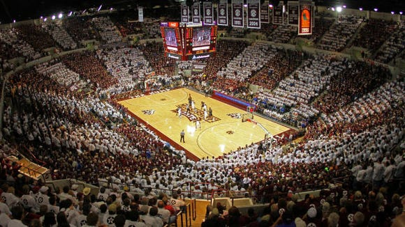 Mississippi State released 12 games of its non-conference schedule