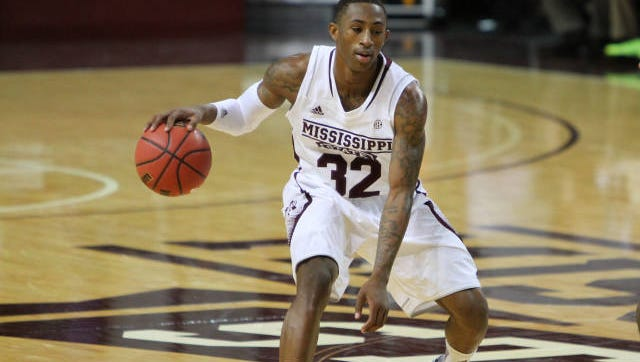 Mississippi State guard Craig Sword will miss 4 to 6 weeks with a bulging disc.