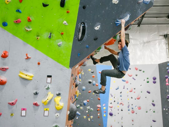 Join USAC and more than 40 competitors for this youth climbing event.