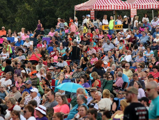 More than 13,000 people came to Celebrate Anderson