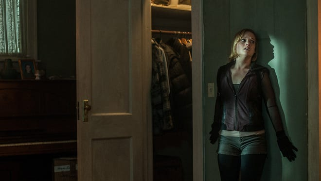 """Jane Levy in """"Don't Breathe."""""""