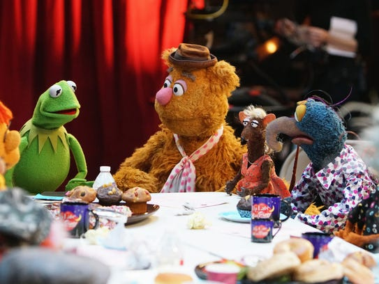 Kermit the Frog continues to lead a retooled 'The Muppets'