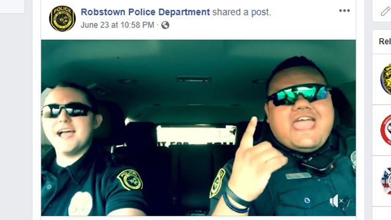 South Texas Police Lip Sync Selena Quintanilla S Bidi Bidi Bom Bom