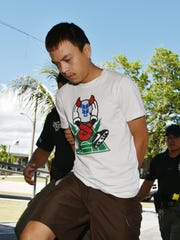 Anthony Joshua Mendiola was arrested in connection to burglaries and car break-ins on Friday, July 31, by the Guam Police Department Criminal Justice Strike Force.