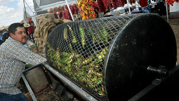 The Hatch Chile Festival is a three-day celebration of the Southern New Mexico town's most famous crop. The three-day festival begins Saturday.