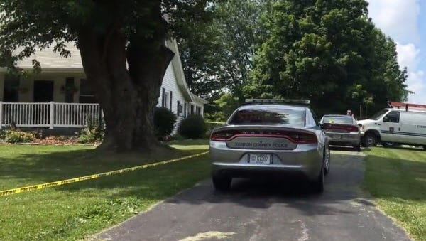 Kenton County Police are investigating after a couple was found dead Saturday morning.