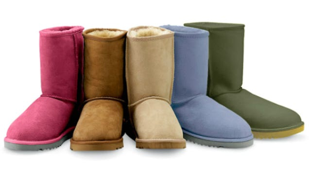 If you find UGGs beautiful, you can check out the new UGG Australia store at Gloucester Premium Outlets.