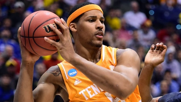 Jarnell Stokes was one of four SEC players drafted in the second round of the 2014 NBA draft.