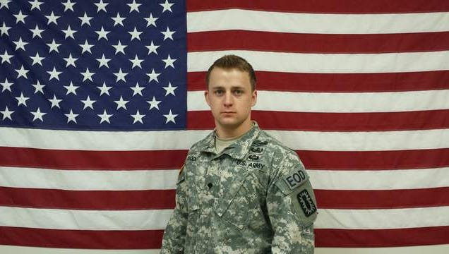 Spc. Samuel Crockett (Army)