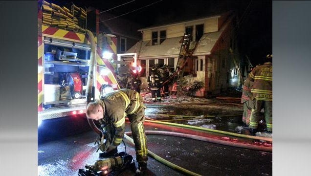 A fatal fire in Batavia is under investigation.