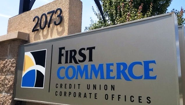 First Commerce Credit Union's headquarters are in Summit East.
