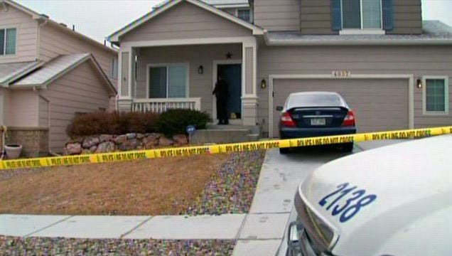Police say a 14-year-old girl apparently sneaking back into her home before dawn Dec. 22, 2013, was fatally shot by her stepfather, who mistook her for a burglar.