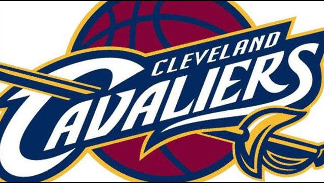 Cleveland Cavaliers logo.