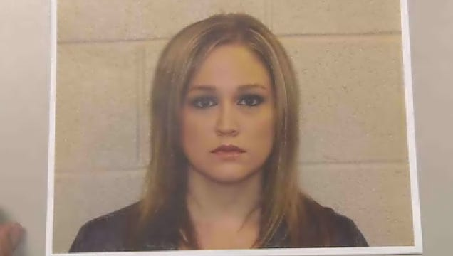 Tuesday, Shelley Dufresne, 34, was charged with carnal knowledge of a juvenile.
