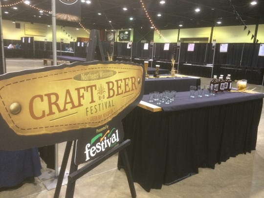 The Northeast Wisconsin Craft Beer Festival will have its own beer, Locals Only!, on tap during the event Saturday night at Shopko Hall.