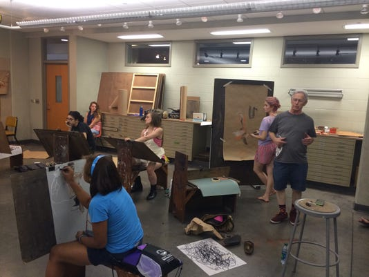 COFAC art class