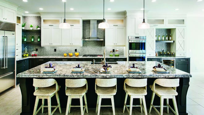 Palazzo at Naples features six home designs priced starting in the $400,000s.
